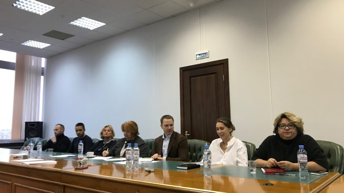 Установочный семинар проекта «Гуманитарное сотрудничество»